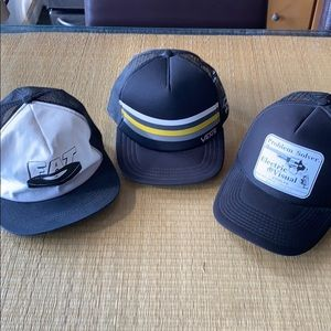 Trucker Hats set of 3